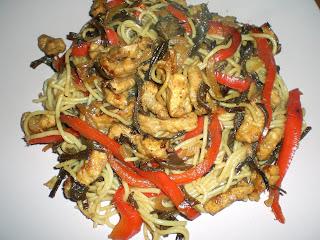 recettes  Côtelettes de porc grillés, au soja et citron