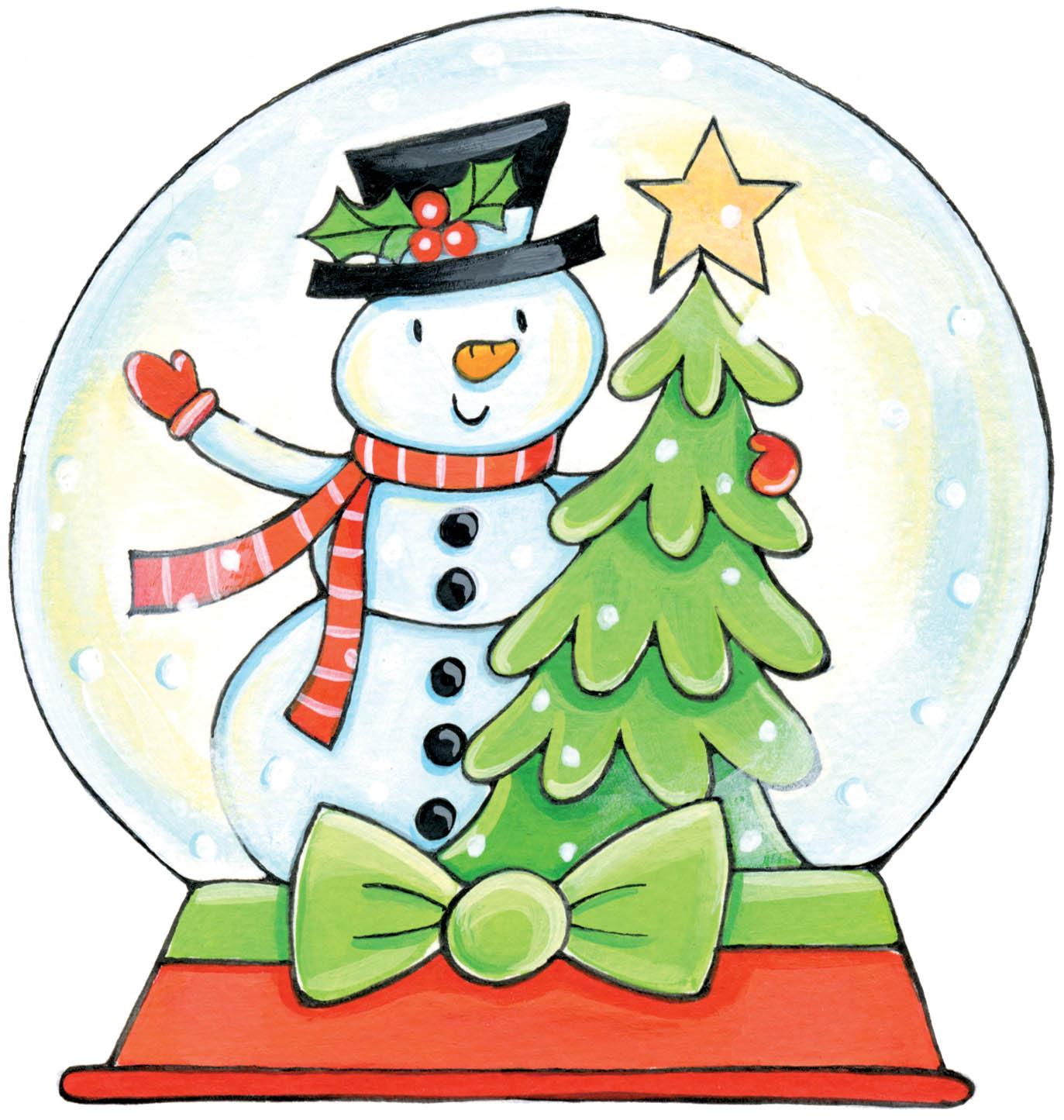 design christmas clip art of santa going snow skiing by dennis cox 152
