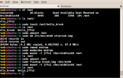 Nano雞排: Linux - MTD