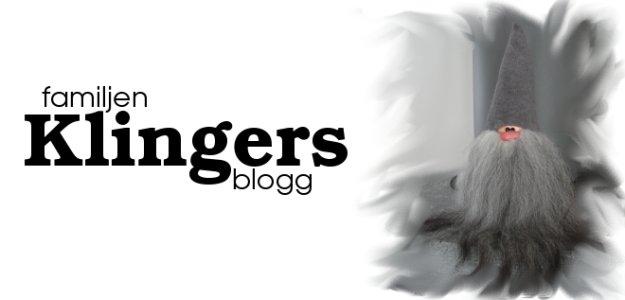 Familjen Klingers blogg