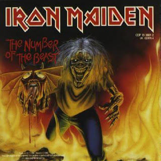 iron maiden single the number of the beast