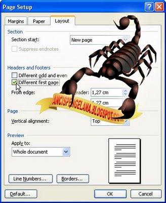 Tutorial Penomoran Halaman Semua Versi Microsoft Word