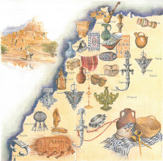 maroc voyage morocco travel l 39 artisanat marocain. Black Bedroom Furniture Sets. Home Design Ideas