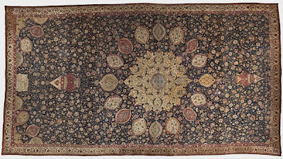 Ardabil Carpet Ardabil Carpets A Brief Historical Review