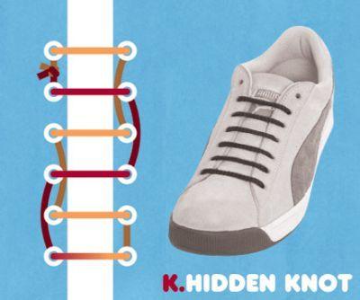 excelentes maneras de usar cordones para los zapatos tennis :D 003