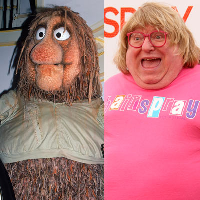 fotos extrañas de internet Muppets_Celebrities_10