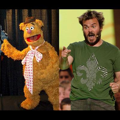 fotos extrañas de internet Muppets_Celebrities_9
