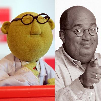 fotos extrañas de internet Muppets_Celebrities_7