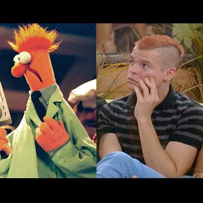 fotos extrañas de internet Muppets_Celebrities_6