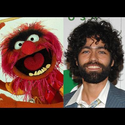 fotos extrañas de internet Muppets_Celebrities_5