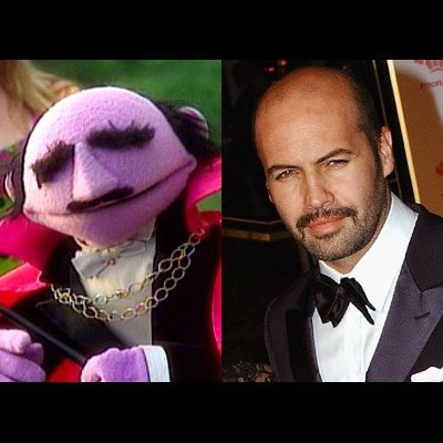fotos extrañas de internet Muppets_Celebrities_1