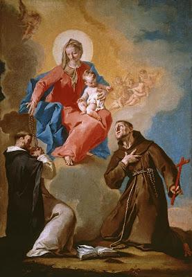 Resultado de imagen para regina sacratissimi rosarii