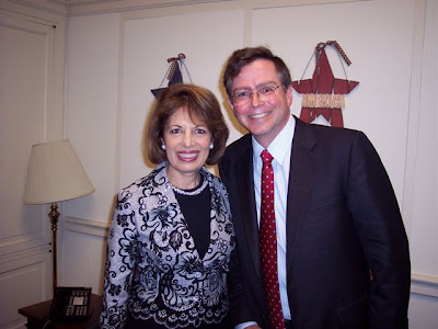 Jackie Speier and Jim Fruchterman