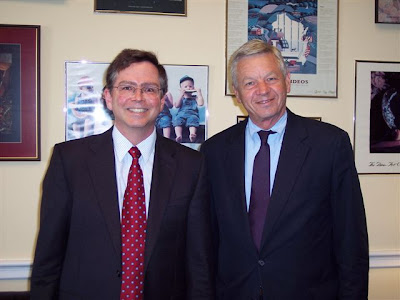 Jim Fruchterman and Congressman Petri