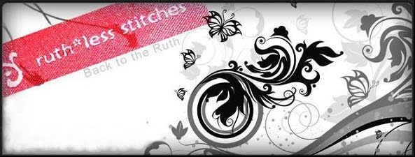 ruth*less stitches
