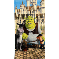 Cambridge Who's Who & Shrek