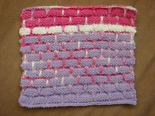 Yet Another Knitting Blog Dishcloths Burp Cloths And