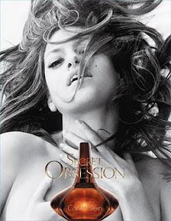 Eva Mendes Calvin Klein Secret Obsession