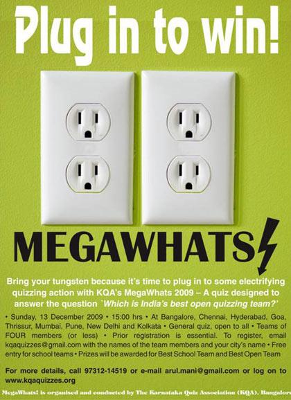 MegaWhats 2009