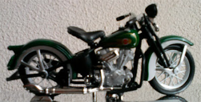 1936 Harley-Davidson EL Knucklehead