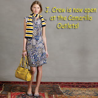 J. Crew Camarillo Outlets