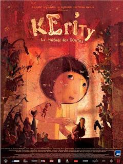 """""""Kerity et la maison des contes"""" ; Magie des contes 1"""