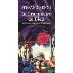La grammaire de Dieu de Stefano Benni : Al dente 1