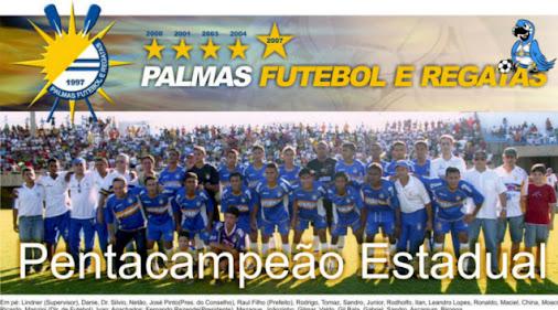Palmas Futebol e Regata