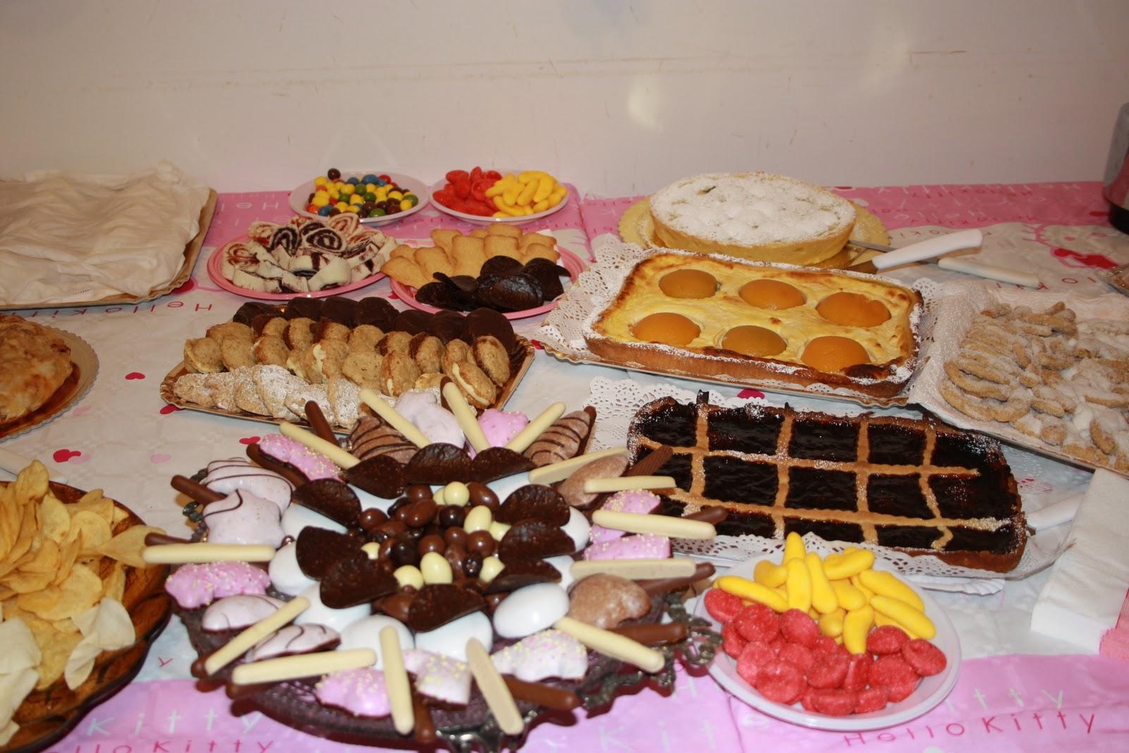spesso Ricette Per Feste Di Compleanno Adulti LM67 » Regardsdefemmes VB84
