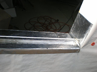 Building My House 60 Windows Sill Pan And Sill Dam