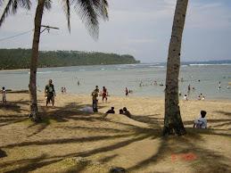 Dancalan Beach