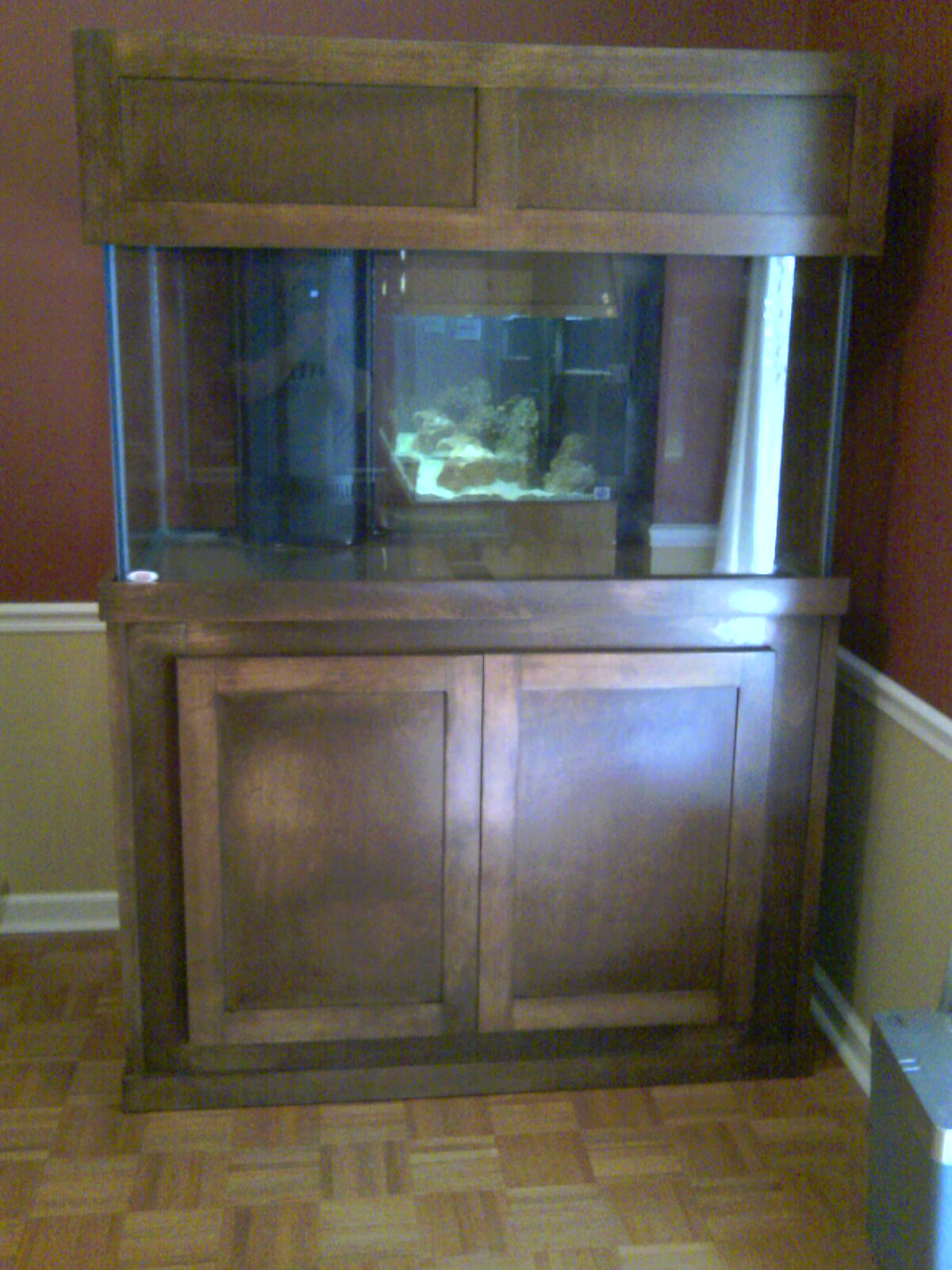 Memphis Custom Cabinets Custom Built Aquarium Stands