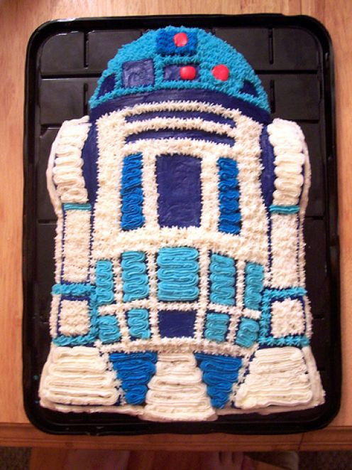 Funny Free Pics Cool Star Wars Cakes