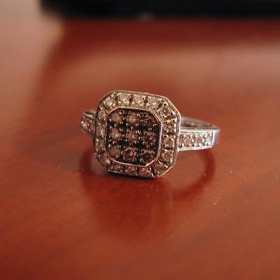 Black Diamond Engagement Rings Expensive