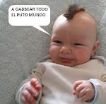 Niño gabba dice: