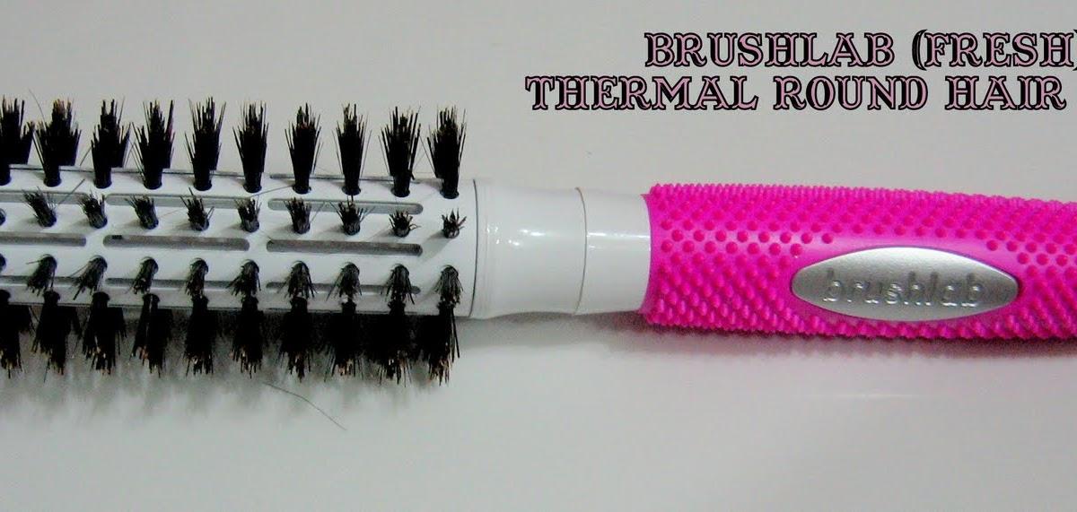 Round 100 Bristle Brush Boar