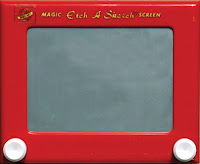 Image of Blank Etch-a-Sketch