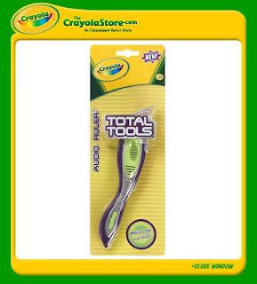 Image of Crayola Audio Ruler