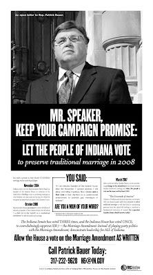 South Bend Tribune Advertisement
