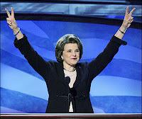 California Senator Diane Feinstein