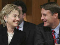 Clinton and Bayh