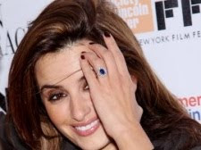 ebaf5e874 Penelope has famously dated many of the hottest male stars in Hollywood  today, including Tom Cruise and Matthew McConaughey. Saphhire engagement  rings ...