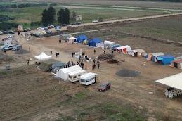 Il Campo Base di Scanzano