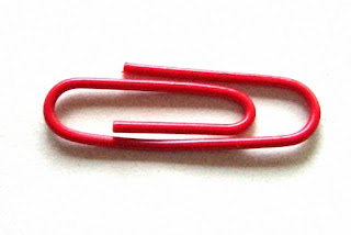 """The"" paperclip."