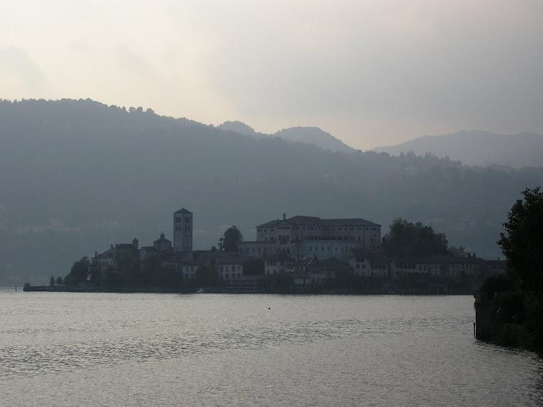 San Giulio... lago d'Orta