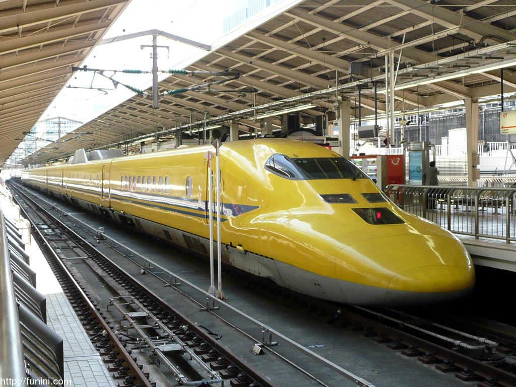 Lami Japan Bullet Train Models Pictures