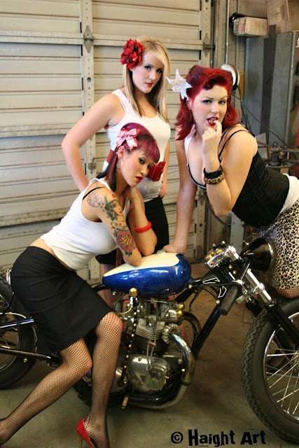 Image Result For Risque Pin Up