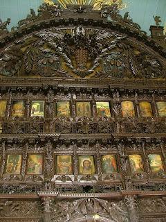 Τέμπλο Ναού Αγίου Γεωργίου Σουφλίου