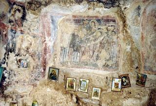 Ο Βραχώδης Ναός των Αγίων Θεοδώρων Αλεξανδρούπολης