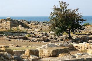 Αρχαία Μεσημβρία - Ζώνη